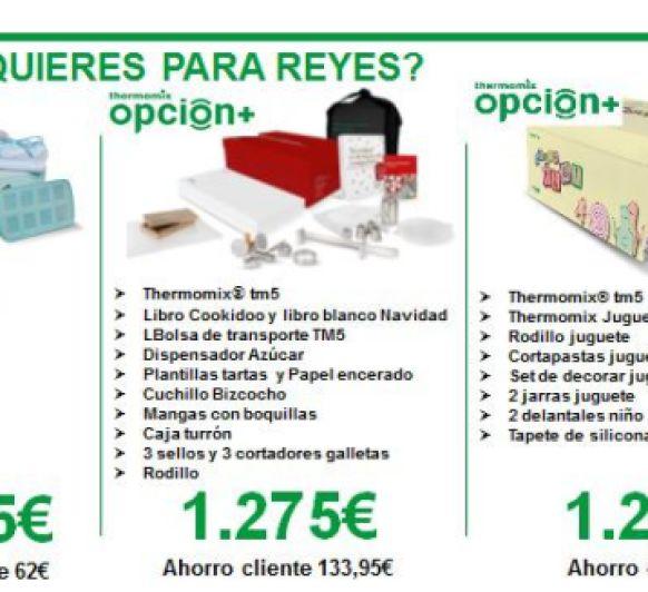 ELIJE EL MEJOR REGALO DE REYES, Thermomix®