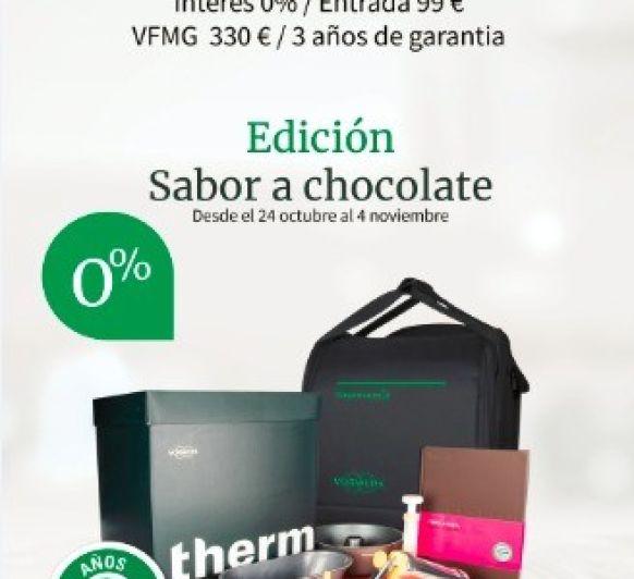 EDICIÓN CHOCOLATE TM6. 0% INTERES
