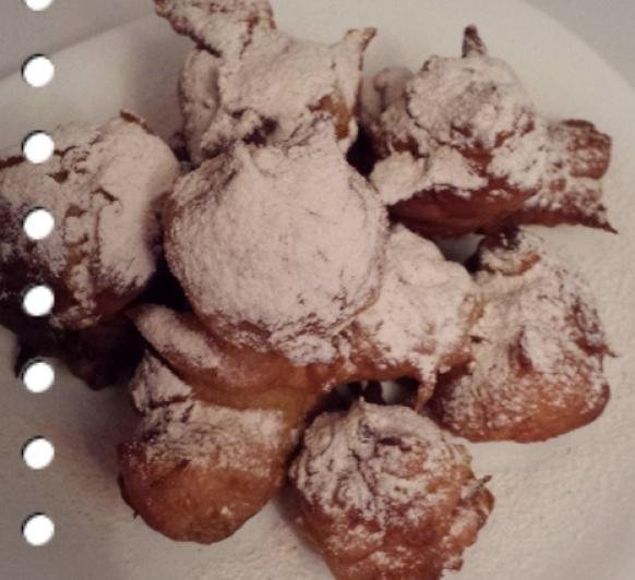 Dulces tradicionales de Todos los Santos