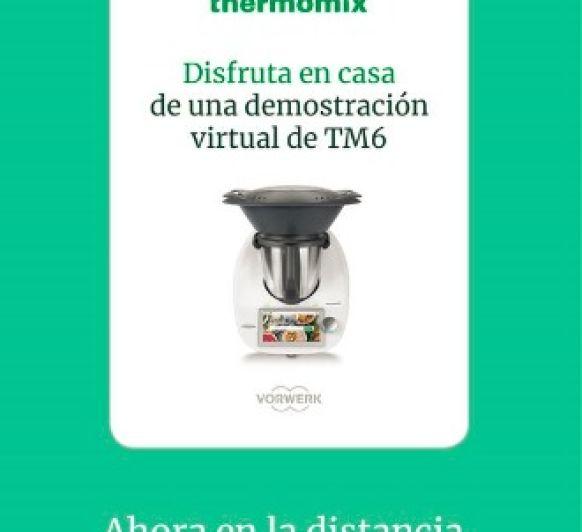 DISFRUTA DE TU Thermomix® EN CASA y GANAS 30 EUROS EN REGALOS