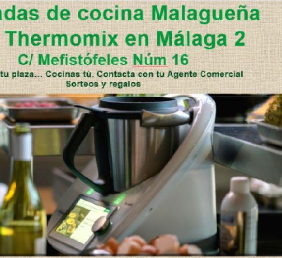 COCINA MALAGUEÑA CON Thermomix®