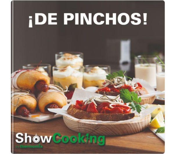 SHOW COOKING '' DE PINCHOS ''