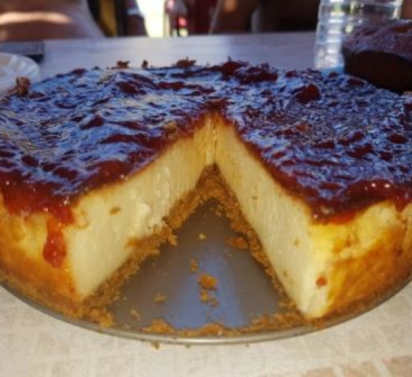 Tarta de Queso de mi Madre by Thermomix®