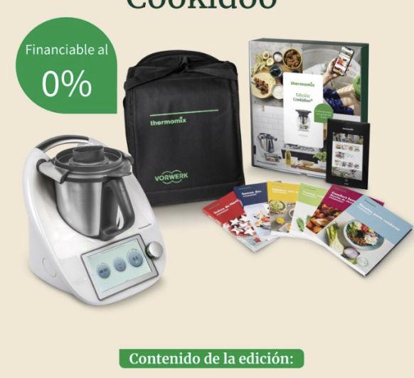 EDICIÓN COOKIDOO AL 0% DE INTERES