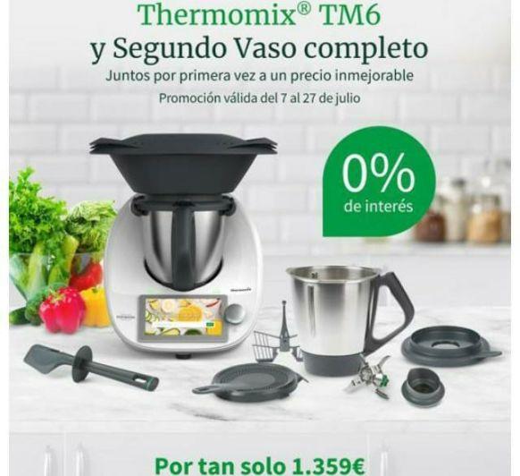 BOMBAZO DE PROMOCION SIN INTERESES Y 2 VASO CON 50 EUROS EN REGALOS